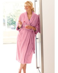 Super Fluffy Dressing Gown 44inch