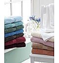 Christy Bath Sheets Pack of 2