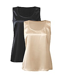 Satin Vests Pack 2
