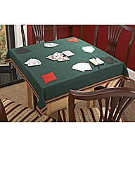 Playing Cards Tablecloth