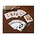 Large Type Playing Cards