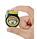 Marmite One Pound Coin Keyring