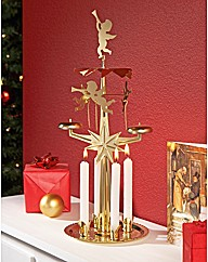 Brass Angel Chime