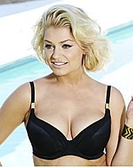 Gossard Padded Plunge Bikini Top