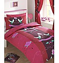Tattoo Love Duvet Cover Set
