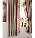 Leonardo Curtains & Tie Backs