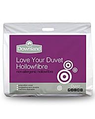 Non Allergenic Hollowfibre Duvet 4.5 Tog