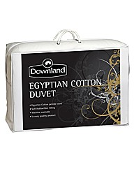 Egyptian Cotton Duvet 4.5 Tog