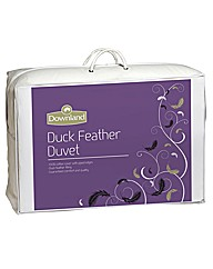 Luxury Duck Feather Duvet 13.5 Tog