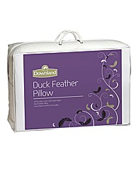 Luxury Deep Duck Feather Pillows