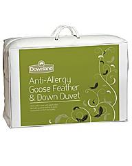 Anti Allergy Goose Feather Duvet 10.5 Tg