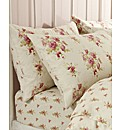 Madelaine Flannelette H/Wife Pillowcases