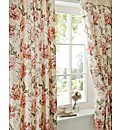 Helena Lined Curtains & Tie Backs
