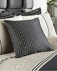 Geo Square Filled Cushion