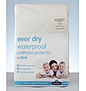 Ever Dry Quilted Waterproof Mattress Pro