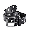 Label J Skull Belt