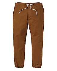 Label J Cuffed Chinos 33 Inch