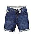 Label J Denim Shorts