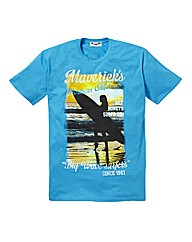 Label J Maverick Surfer Tshirt Long