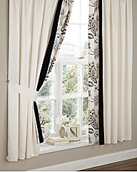Shrewsbury Lined Curtains & Tiebacks