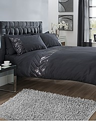 Shimmer Duvet Cover Set
