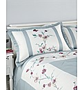 Butterfly Quilted Pillowshams
