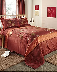 Jakarta Quilted Throwover Single