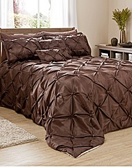 Serenity Quilted Throwover Single