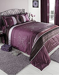 Harmony Quilted Throwover Single