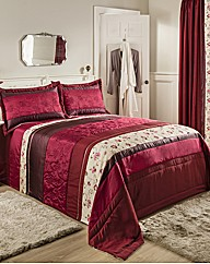 Valencia Quilted Throwover Double