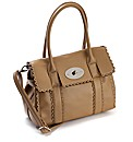Malissa J Taupe Orphius Bag