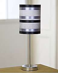 Stripe Table Lamp