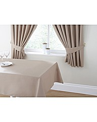 Plain Dye Panama Table Cloth