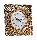 Baroque Block Mantle Clock