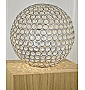 Acrylic Ball Table Lamp