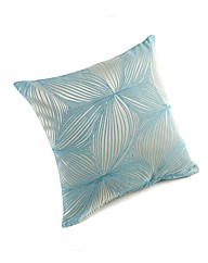 Modern Leaf Filled Cushion