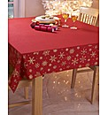 Snowflake Table Cloth