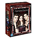 The Vampire Diaries - Series 1-3 DVD