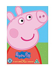 Peppa Pig Collection DVD