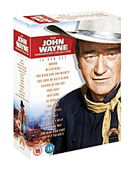John Wayne Ultimate Collection DVD