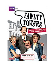 Fawlty Towers - Complete DVD