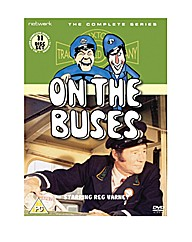 On the Buses: Complete Series DVD