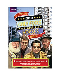 Only Fools And Horses Complete Series1-7
