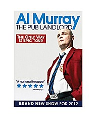 Al Murray The Pub Landlord DVD