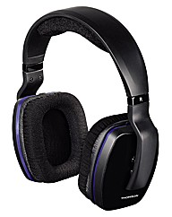 Thomson Wireless Headphones - Black