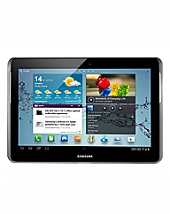 Samsung 10.1in Galaxy Tab 2 - 3G -Silver