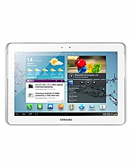 Samsung 10.1in Galaxy Tab 2 - 3G - White