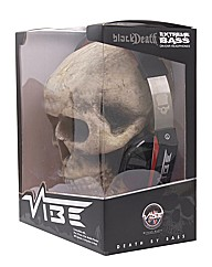 VIBE BlackDeath On Ear Headphones