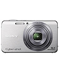 Sony 16MP Digital Camera - Silver