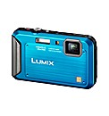 Panasonic 16MP Waterproof Camera Blue